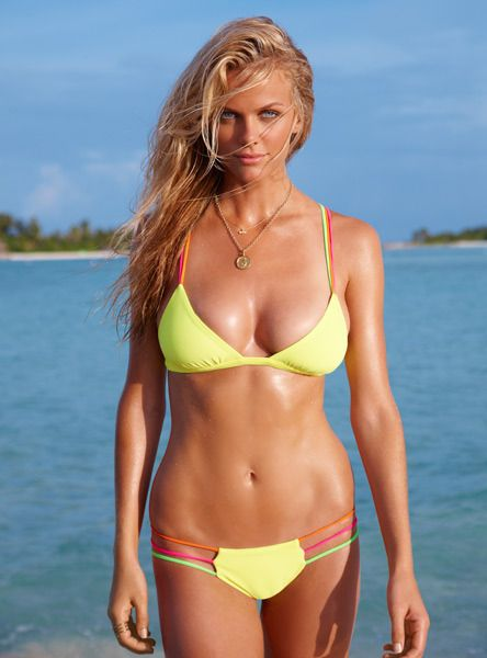 Bikini big hipped women