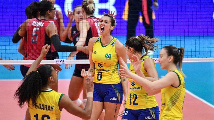 Brasil passa no principal teste para Rio e conquista Grand Prix - 10/07/2016 - UOL Olimpíadas