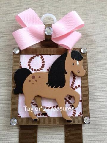 Taylors Treasures   Cowgirl  Horse  by taylorstreasuresinc on Etsy, $9.99