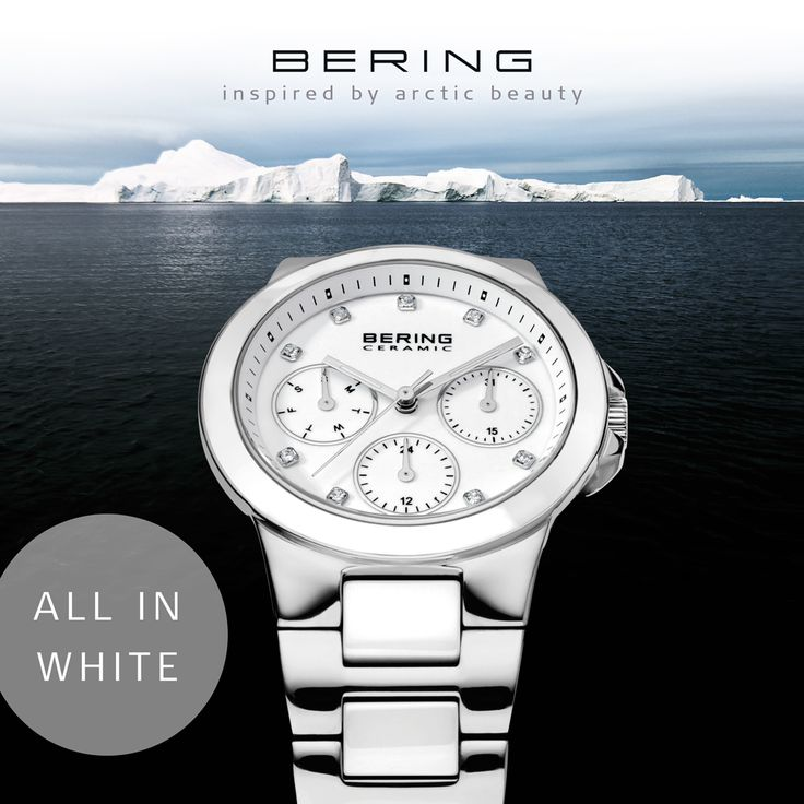 Ceramic Collection; BERING; Womens watch; 32237-754