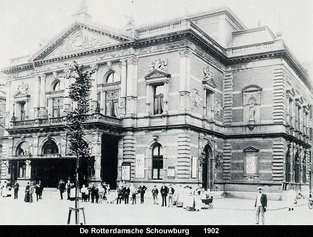 De Rotterdamse Schouwburg, 1902