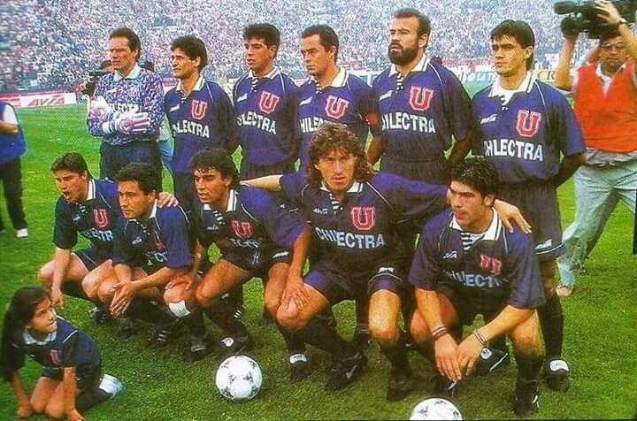 Plantel 1994