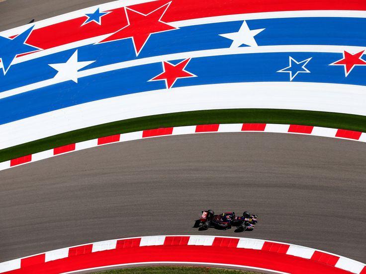 2014 USA GRAND PRIX   Scuderia Toro Rosso