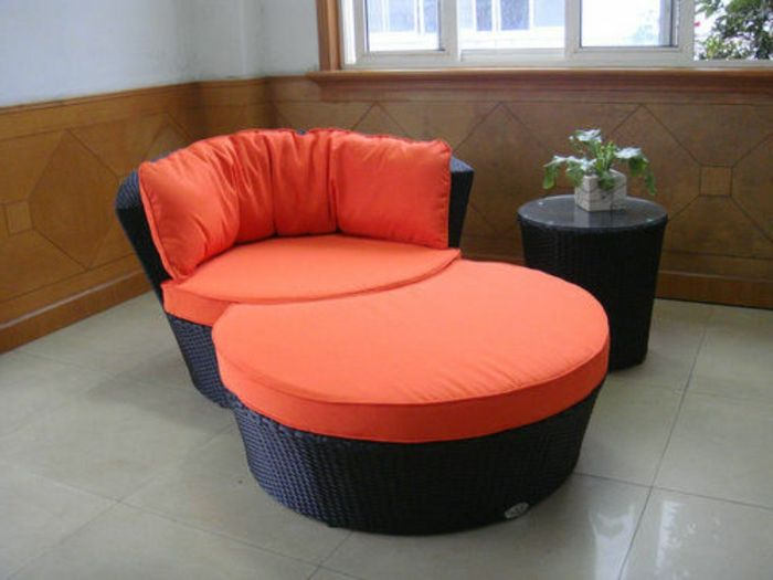 1000 ideas about polyrattan on pinterest polyrattan sofa gartenlounge rattan and veranda. Black Bedroom Furniture Sets. Home Design Ideas
