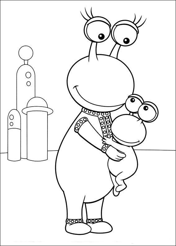 Backyardigans 52 Ausmalbilder Fur Kinder Malvorlagen Zum Ausdrucken Und Ausmalen Ausmalbilder Ausmalen Ausmalbilder Zum Ausdrucken