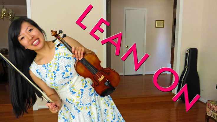 Lean On by Major Lazer - violin cover (Thank you for 10,000 subs!)