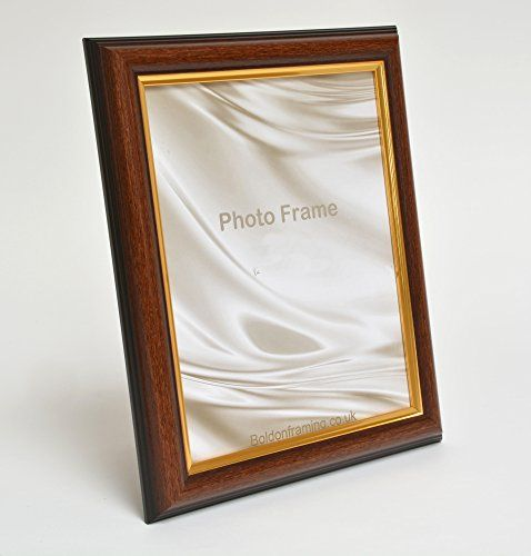 Traditional Walnut and Gold Picture Photo Frame Various Sizes (A3) Picture Framing Direct http://www.amazon.co.uk/dp/B00U4S991E/ref=cm_sw_r_pi_dp_JT0Ywb0TBZYK2
