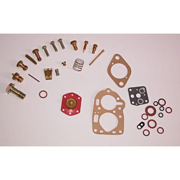 Repair Kit Solex, 134CI F-Head; 52-71 Jeep CJ Models