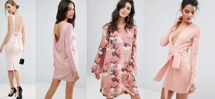 rosa cipria 2017 abbigliamento