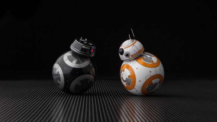 BB-8 is about to meet its dark side BB-9E
