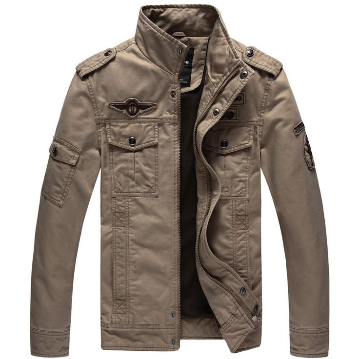 Military Jacket Men Military Style Jackets For Men Mens Army Jackets And Coats Chaqueta Hombre Veste Homme Cazadoras Hombre.DA04