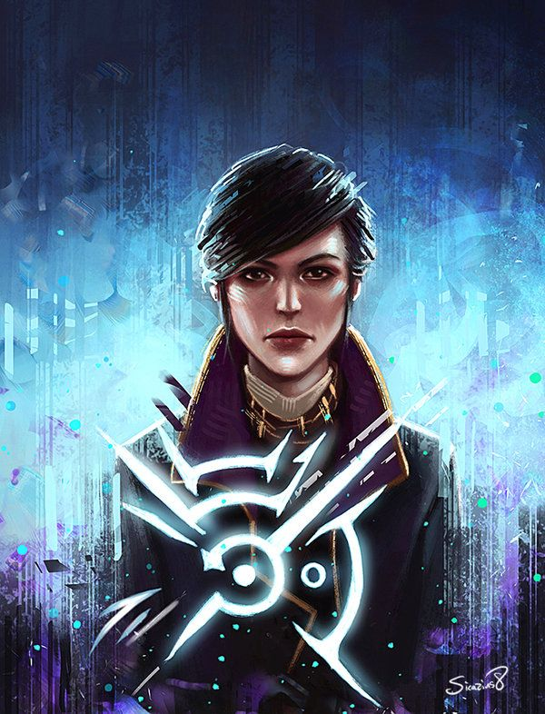 Emily Kaldwin Dishonored 2 by Sicarius8 on DeviantArt