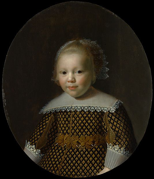 Antique Miniature Paintings On