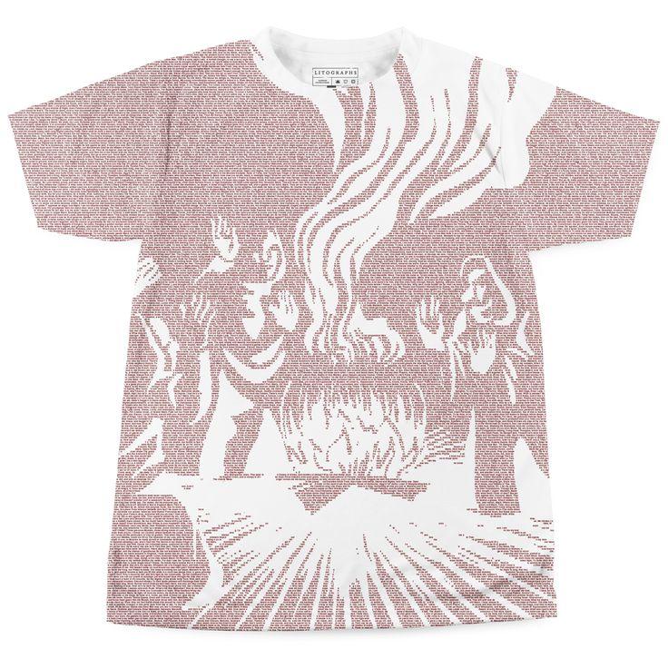 Litographs | Macbeth | Book T-Shirt