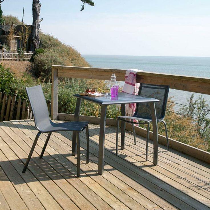 Les 25 meilleures idées de la catégorie Salon de jardin alu sur ...