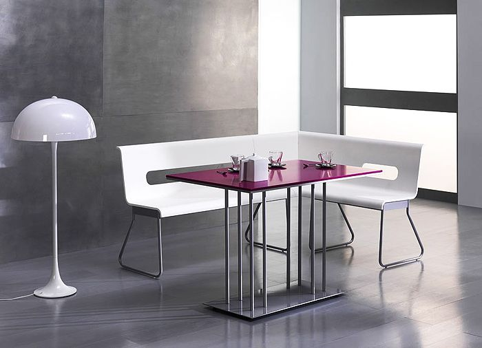 169 best images about comedor on pinterest - Mesa de silestone ...