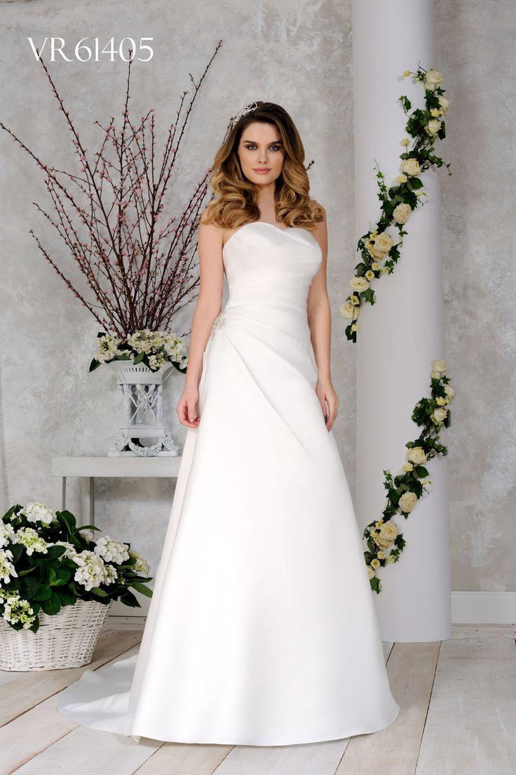 Veromia #Bridal Style VR61405