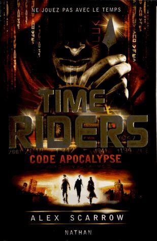 Time Riders, 3 par Alex Scarrow : Liam, Sal et Maddy entament leur troisième mission : La découverte d'un manuscrit codé va les plonger dans une époque troublée, celle du règne de Richard Coeur de Lion. Les Time Riders parviendront-ils à sauver le Royaume d'Angleterre ?