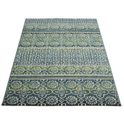Eternity Moroccan Green Rug - 80 x 150cm