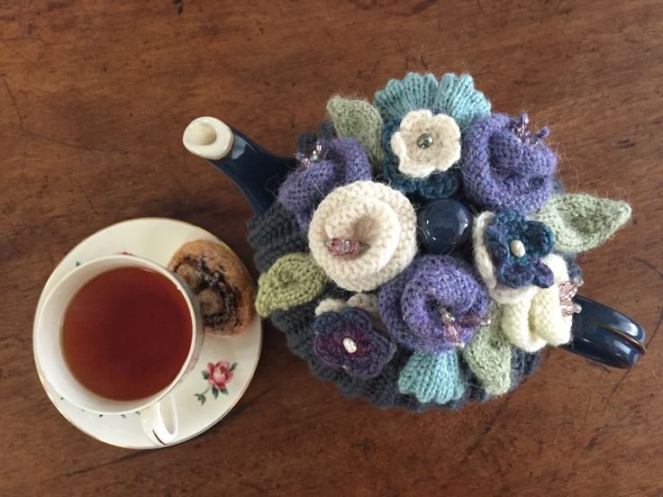 Handmade bespoke tea cosies from Rickety Gates (tea cozy)