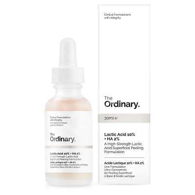 "Acid Lactic 10% + Acid Hialuronic 2% The Ordinary, 30 ml, Deciem<br /><span class=""small"">[769915190373]</span>"