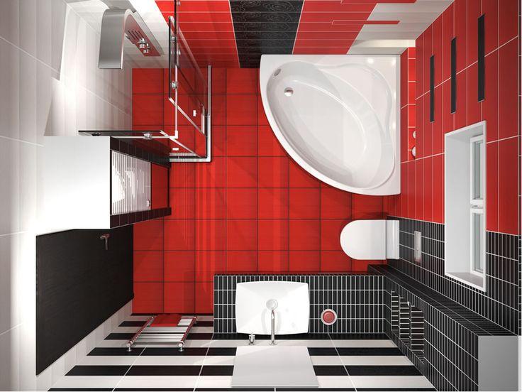Διάσταση μπάνιου 2,60x2.55m