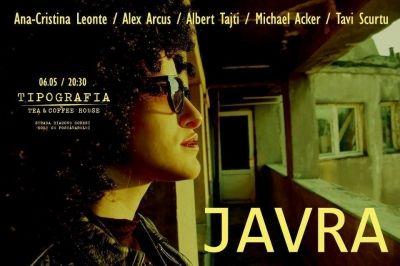 Tipo Live - best new jazz cu JAVRA Concerte