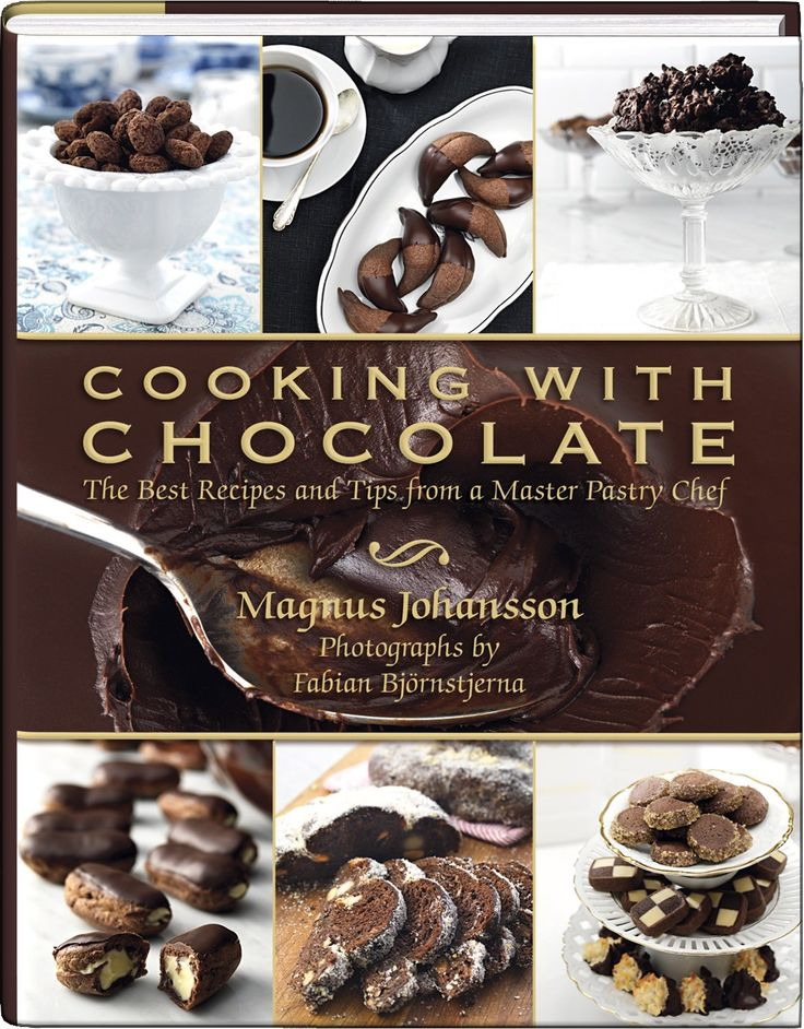 Cooking with Chocolate - Sweden's most popular pastry chef's secret to creating wonderful chocolate treats: keep it simple! Magnus Johansson has made dessert for Nobel Prize winners and Swedish royalty, and he's won gold in the Culinary Olympics, but he doesn't like to be stressed out inthe kitchen, even when it comes to making impressive confections like White Chocolate & Strawberry Mousse with Chocolate Diamonds. His lavishly illustrated instructions for more complicated techniques ensure…