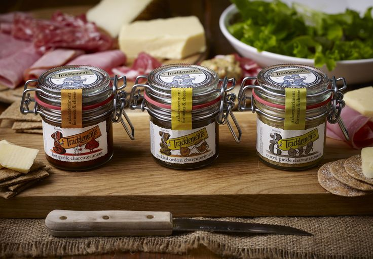 Tracklements Charcuterie Board