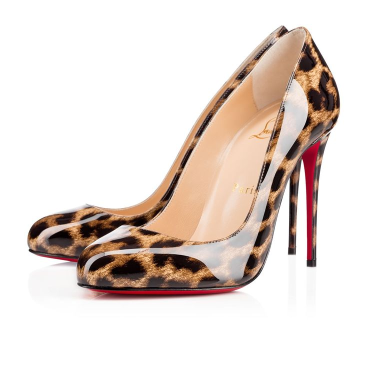 louis vuitton fake shoes - Artesur ? christian louboutin round-toe pumps Brown suede ...