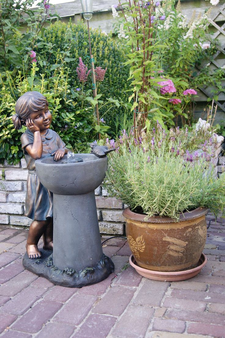 65 best Fontaines de jardin images on Pinterest | Nevada, Garden ...