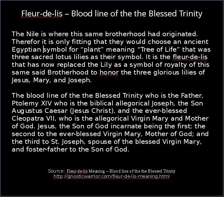 The Fleur-de-lis meaning | Fleur-de-Lis | Wiccan symbols ...