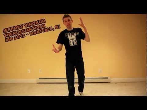 How To Dance to DUBSTEP Tutorial | Robotic POPPING
