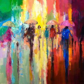 'Blaze of Colour'