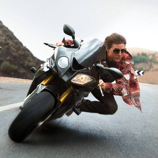 """Mission: impossible - Rogue Nation"" (2015) (Director: Christopher McQuarrie) My Rating: 3 out of 5 stars"