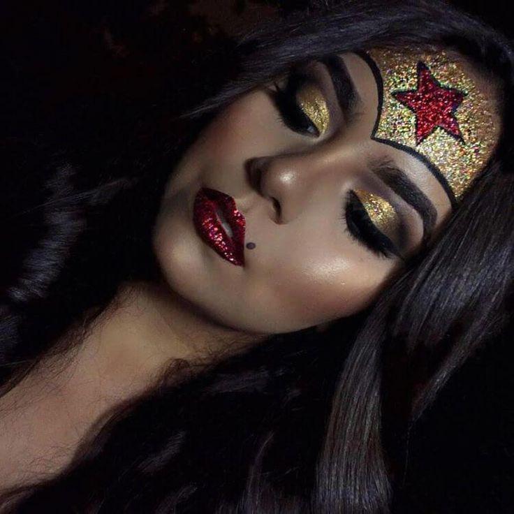 13 idées de maquillage halloween assez effrayant que vous devez voir pour croir…