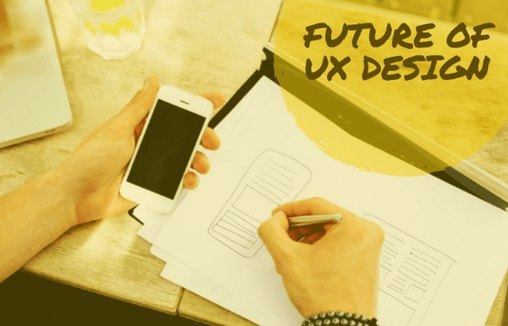 Take an insight into the future of UX design! Here are four trends that are gradually invading the UX world. #webdesign