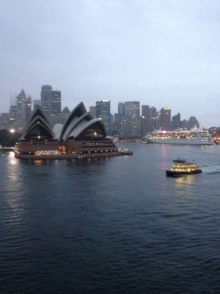 My city of Sydney <3