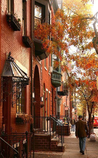 Rittenhouse neighborhood of Philadelphia, Pennsylvania, U.S | by David OMalley http://CelebNewsPlus.com