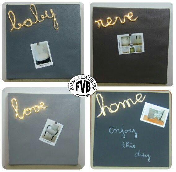 plus de 25 id es uniques dans la cat gorie cadre lumineux sur pinterest peinture de murs l. Black Bedroom Furniture Sets. Home Design Ideas