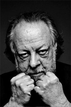 """RIcky Jay - the master of sleight of hand, cards as weapons and all manner of interesting things. """"If anyone deserves to be called incomparable, it's Ricky Jay""""."""