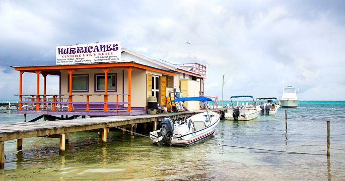 Hurricane's Ceviche Bar & Grill, San Pedro, Belize