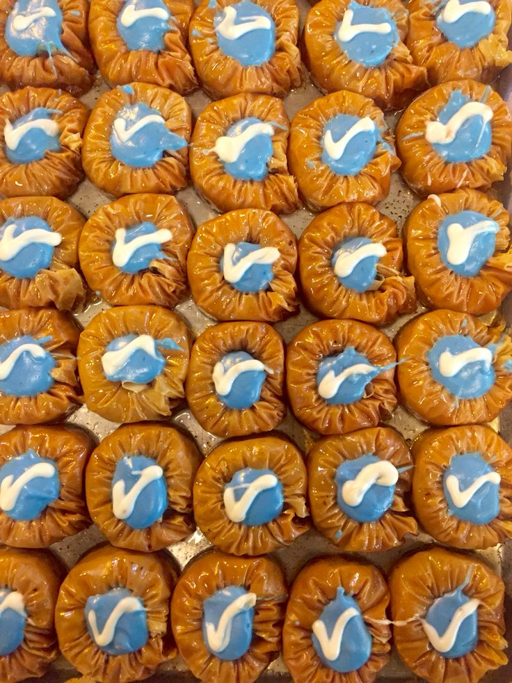 #BlueJays Birds Nest #Baklava! @Meli
