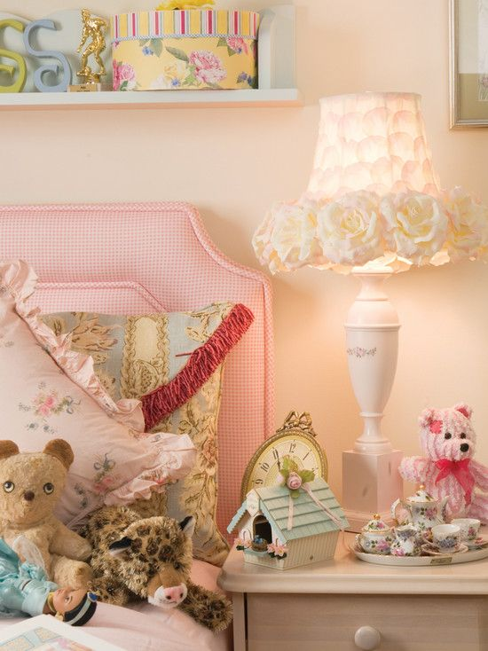 Eclectic Little Girl Bedroom Painting Ideas Design, Pictures, Remodel,  Decor And Ideas