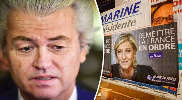 significant blow to Europe's populist uprising when Geert Wilders lost Dutch Elections - What does this mean for Le Pen in the french Elections?