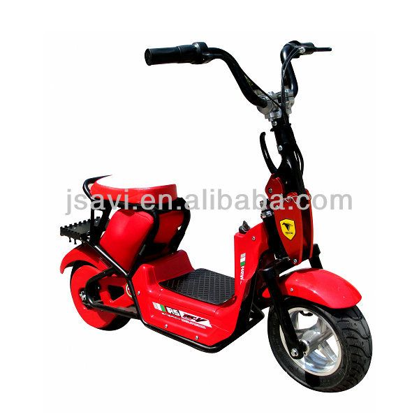8 best images about scooters on pinterest fallout 3 for Motorized scooter for kids