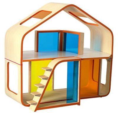 A Very Modern Doll House