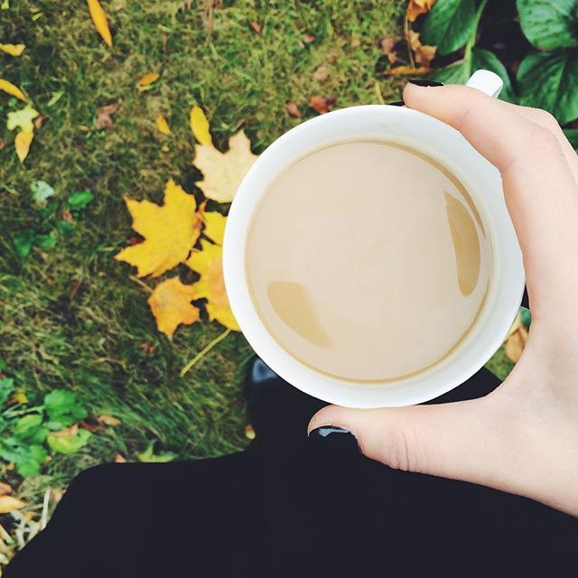 ☕️ #morning #coffee #autumn #fall #mug #cliche #cliche_mugs #girl #polishgirl #happy #instamood #instagood #tagsforlikes #photooftheday #style #follow