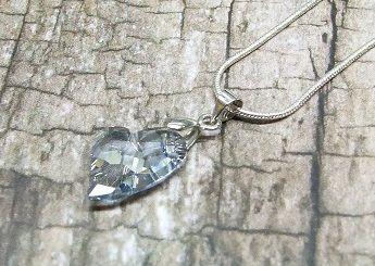 Swarovski kristály nyaklánc