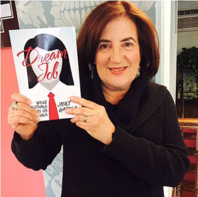 """Indie Author Book Award: Debut Novel  Dream Job: Wacky Adventures of an HR Manager,"""" by Somers resident Janet Garber, has been named by the Independent Book Publishing Professionals Group as one of the best indie books of 2017.   #BookAward #IndieQuillReview #SelfPublishing #SelfPublishingReview #BookVenture #Selfpublisher #BookReview #IndieAuthors #IndieReview #SelfPublishedAuthors #AuthorsAward #Authors #IndieAuthor #SomersIndieAuthor #DebutNovel #IndieBookReviews #BookVenturePublishing"""